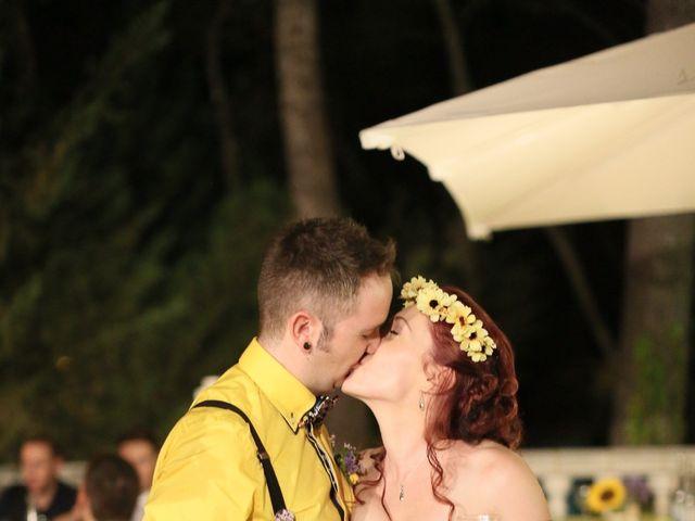 La boda de Carlos y Estefanía en Santpedor, Barcelona 111