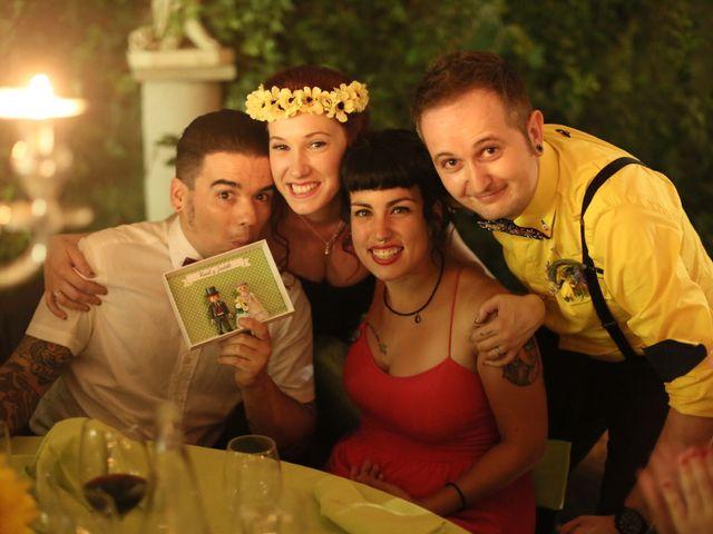 La boda de Carlos y Estefanía en Santpedor, Barcelona 121