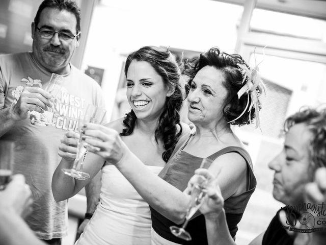 La boda de Miguel y Susana en Alalpardo, Madrid 3