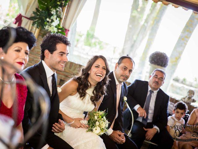 La boda de Miguel y Susana en Alalpardo, Madrid 10