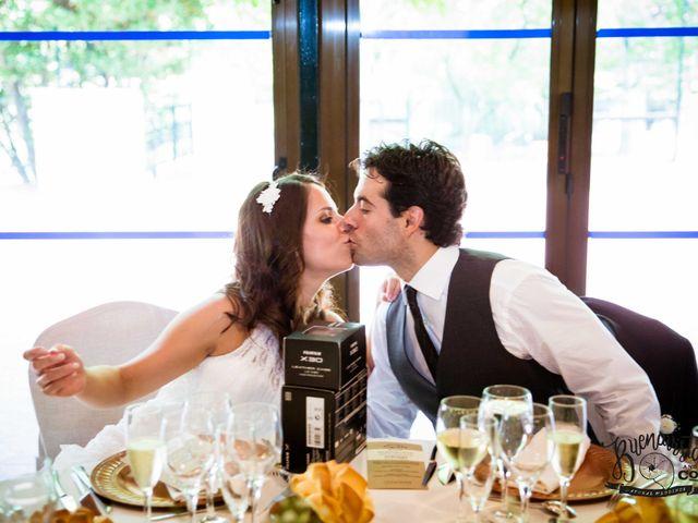 La boda de Miguel y Susana en Alalpardo, Madrid 11