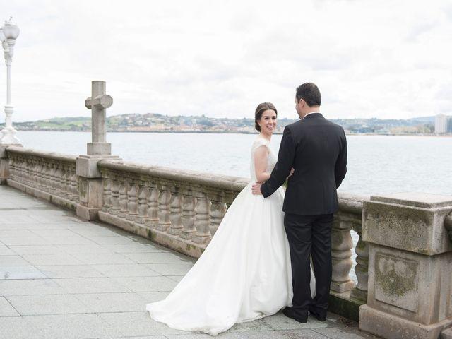 La boda de Alejandro y Sara en La Manjoya, Asturias 7