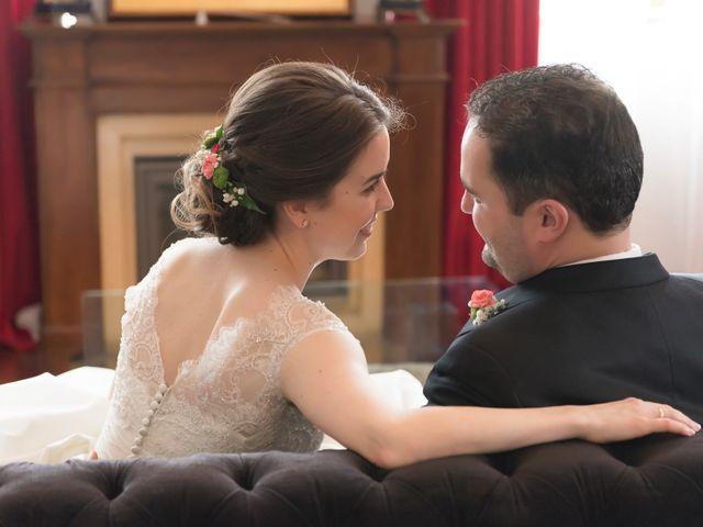 La boda de Alejandro y Sara en La Manjoya, Asturias 12