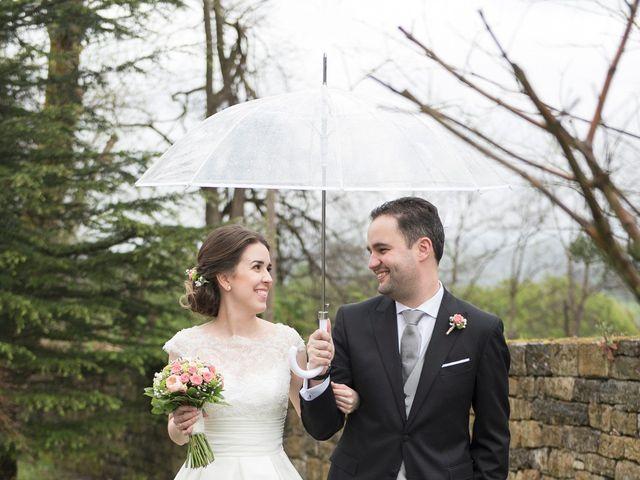 La boda de Alejandro y Sara en La Manjoya, Asturias 13