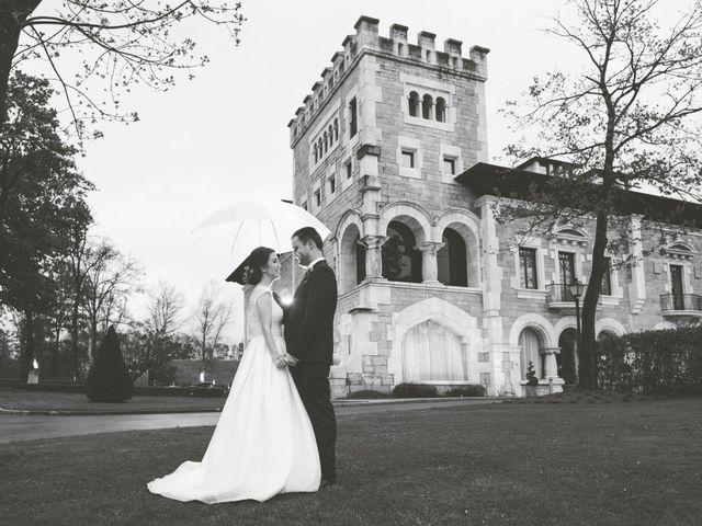 La boda de Alejandro y Sara en La Manjoya, Asturias 14