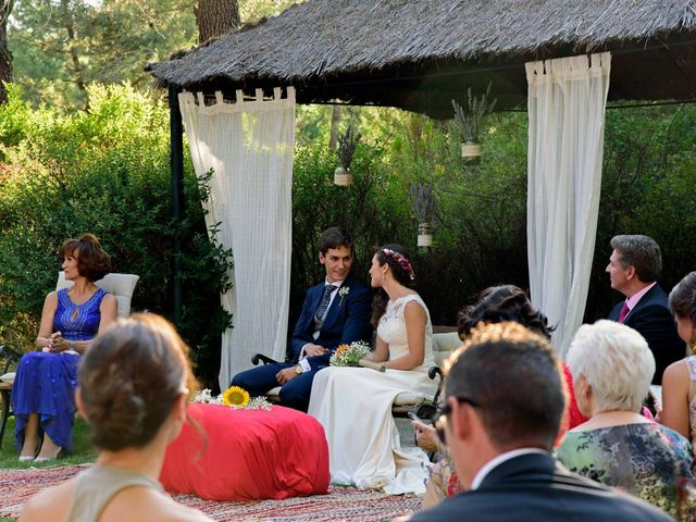 La boda de Ludmila y Jesús  en Marugan, Segovia 8