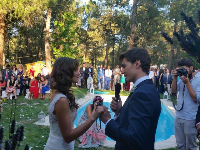 La boda de Ludmila y Jesús  en Marugan, Segovia 11