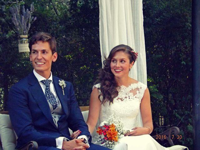 La boda de Jesús  y Ludmila