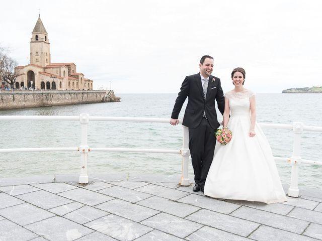 La boda de Alejandro y Sara en La Manjoya, Asturias 8