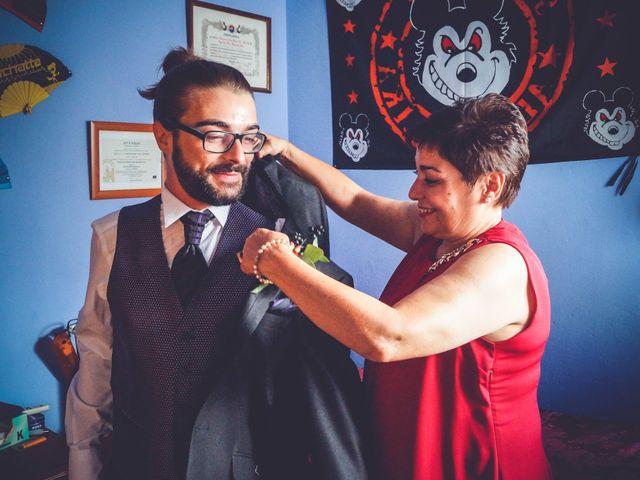 La boda de Nando y Sandra en Coria, Cáceres 1