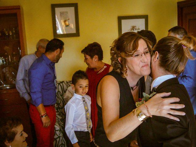 La boda de Nando y Sandra en Coria, Cáceres 4