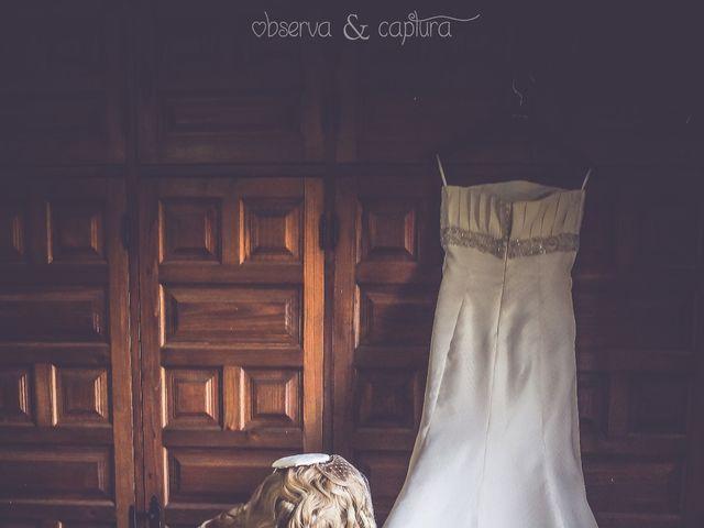 La boda de Nando y Sandra en Coria, Cáceres 11