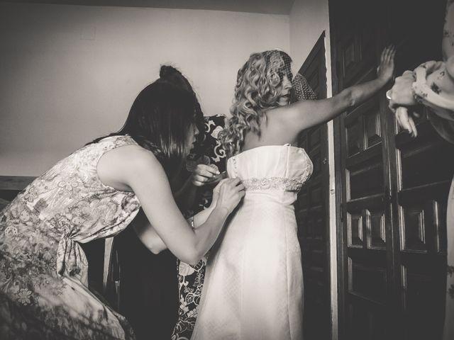 La boda de Nando y Sandra en Coria, Cáceres 14