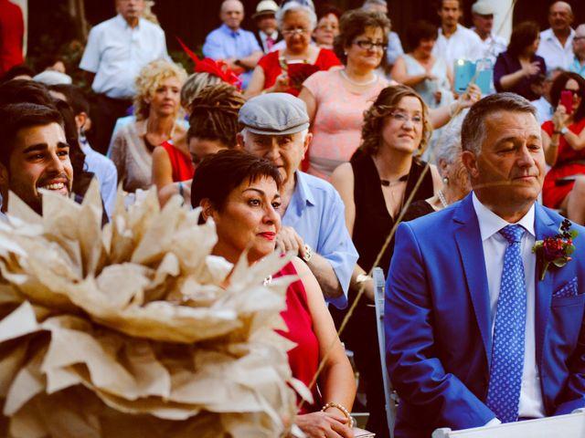 La boda de Nando y Sandra en Coria, Cáceres 26