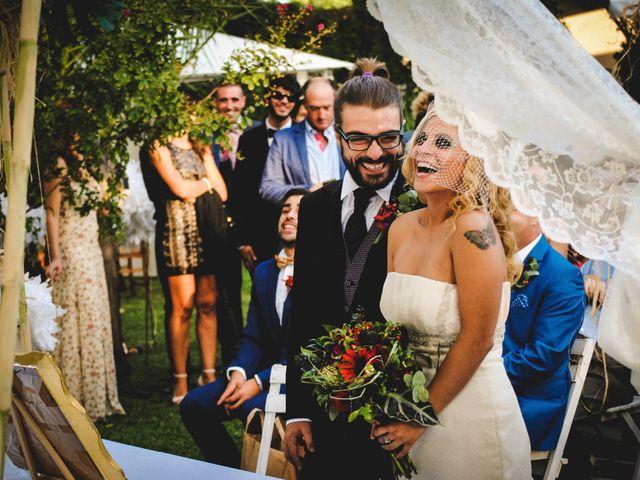 La boda de Nando y Sandra en Coria, Cáceres 27