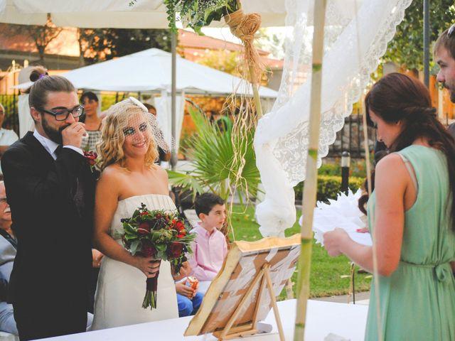 La boda de Nando y Sandra en Coria, Cáceres 32