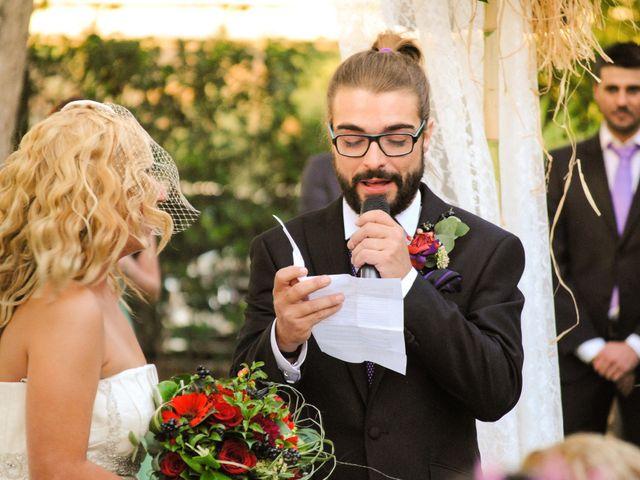 La boda de Nando y Sandra en Coria, Cáceres 36