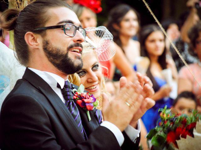 La boda de Nando y Sandra en Coria, Cáceres 40