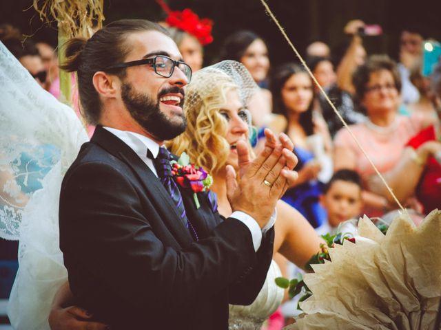 La boda de Nando y Sandra en Coria, Cáceres 42