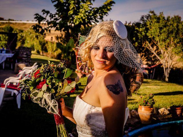 La boda de Nando y Sandra en Coria, Cáceres 43