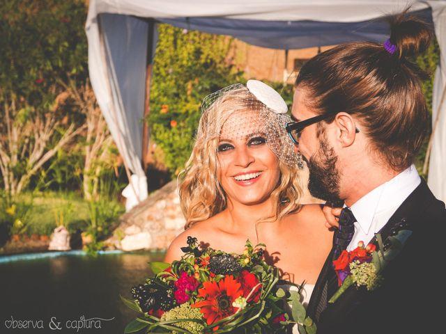 La boda de Nando y Sandra en Coria, Cáceres 46