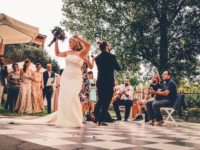La boda de Nando y Sandra en Coria, Cáceres 47