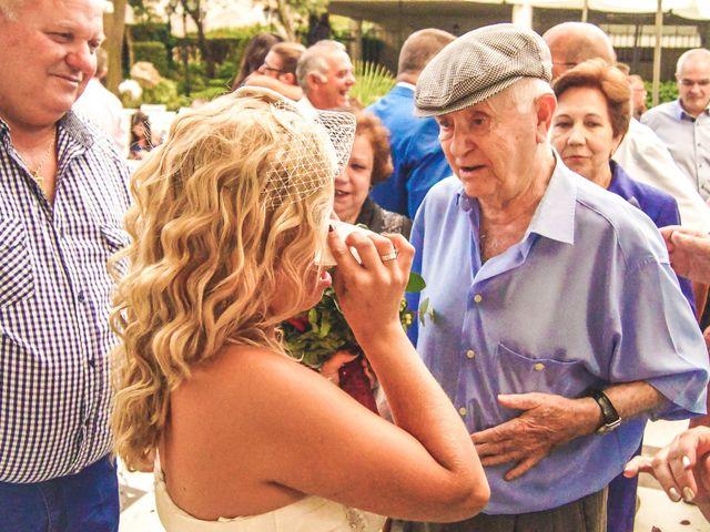 La boda de Nando y Sandra en Coria, Cáceres 50