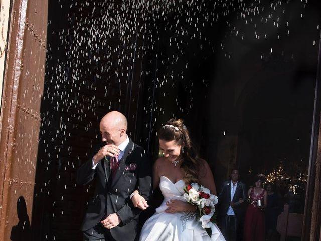La boda de Rocío  y Jairo  en Granada, Granada 3