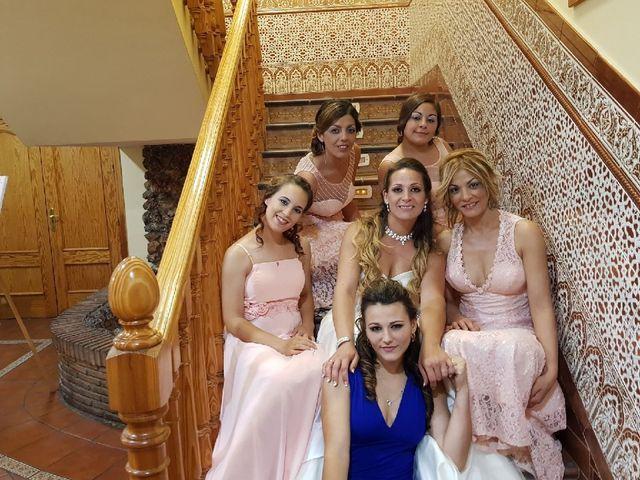 La boda de Rocío  y Jairo  en Granada, Granada 4