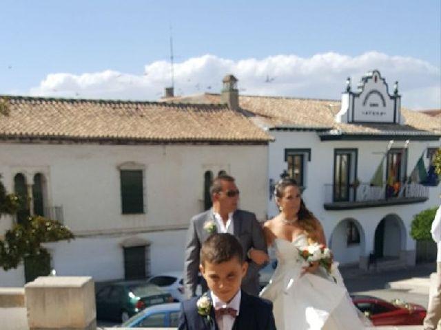 La boda de Rocío  y Jairo  en Granada, Granada 5
