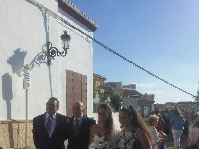 La boda de Rocío  y Jairo  en Granada, Granada 6