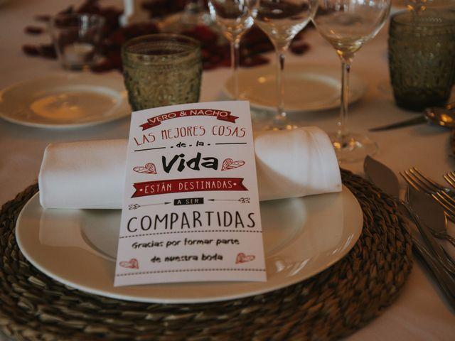 La boda de Nacho y Vero en Ponferrada, León 16