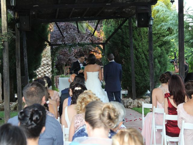 La boda de Guillermo y Ainoa  en L' Alcúdia, Valencia 1