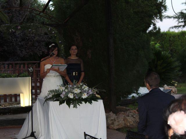 La boda de Guillermo y Ainoa  en L' Alcúdia, Valencia 2