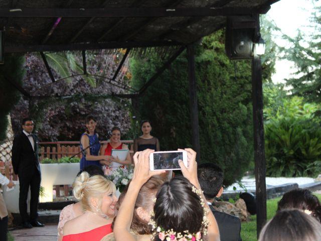 La boda de Guillermo y Ainoa  en L' Alcúdia, Valencia 3