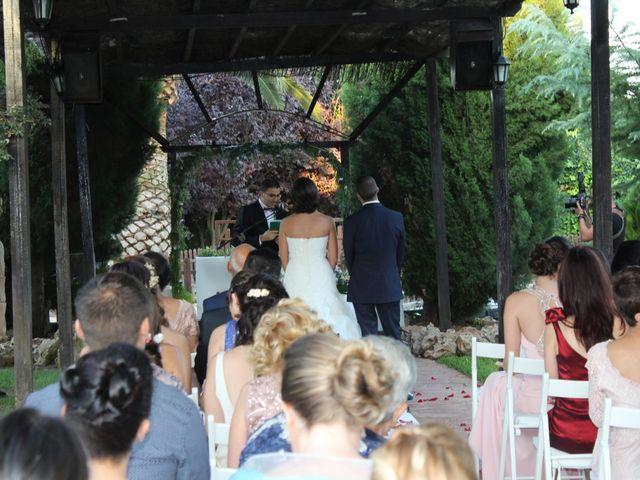 La boda de Guillermo y Ainoa  en L' Alcúdia, Valencia 4