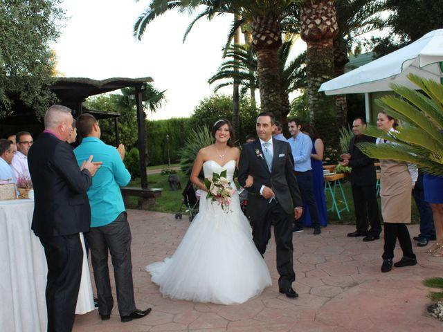 La boda de Guillermo y Ainoa  en L' Alcúdia, Valencia 5