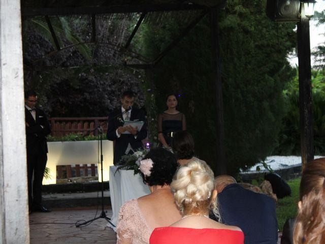 La boda de Guillermo y Ainoa  en L' Alcúdia, Valencia 6