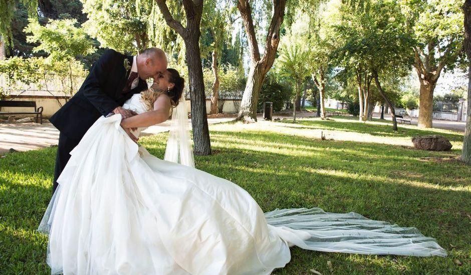 La boda de Rocío  y Jairo  en Granada, Granada