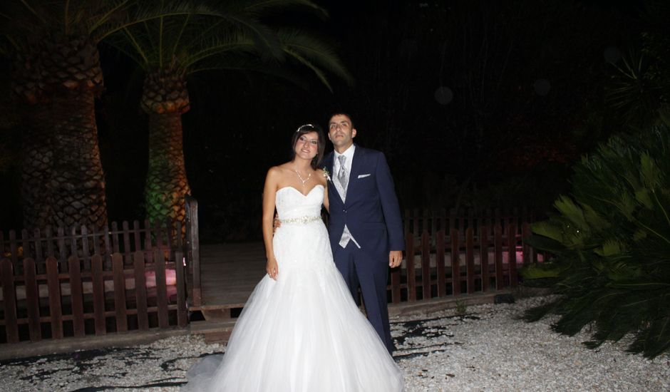 La boda de Guillermo y Ainoa  en L' Alcúdia, Valencia