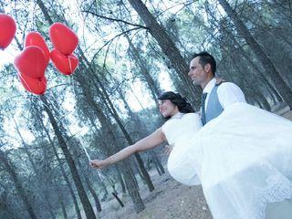 La boda de Maria y Juanra 2