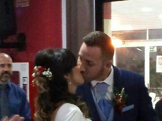 La boda de Soraya  y Samuel 2