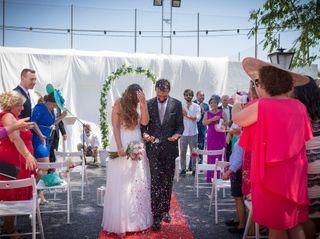 La boda de Vero y Juan
