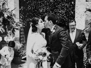 La boda de Davinia y Jose Agustin