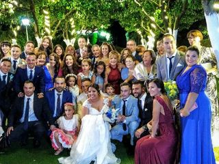 La boda de Irene y Julio 1