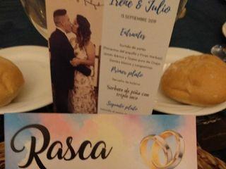 La boda de Irene y Julio 2