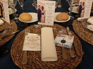 La boda de Irene y Julio 3
