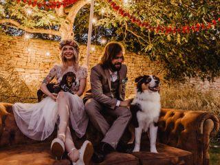 La boda de Nathalie y Charly
