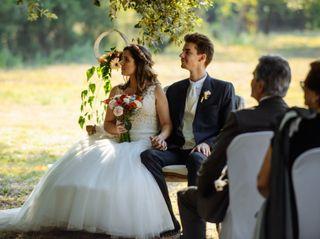 La boda de Maria y Domenik