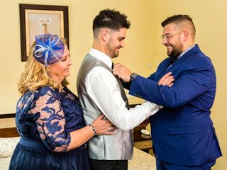 La boda de Ernesto y Gema 1